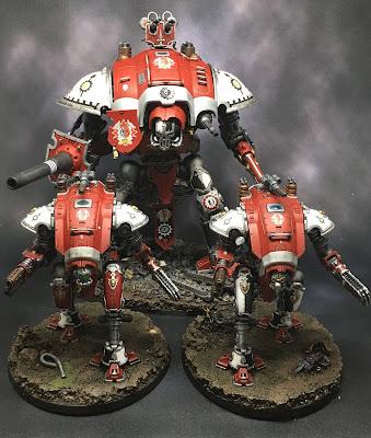 House Taranis Knights