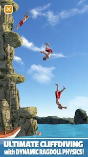 Flip Diving Apk Mod Terbaru