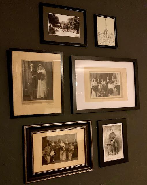 sepia family pics