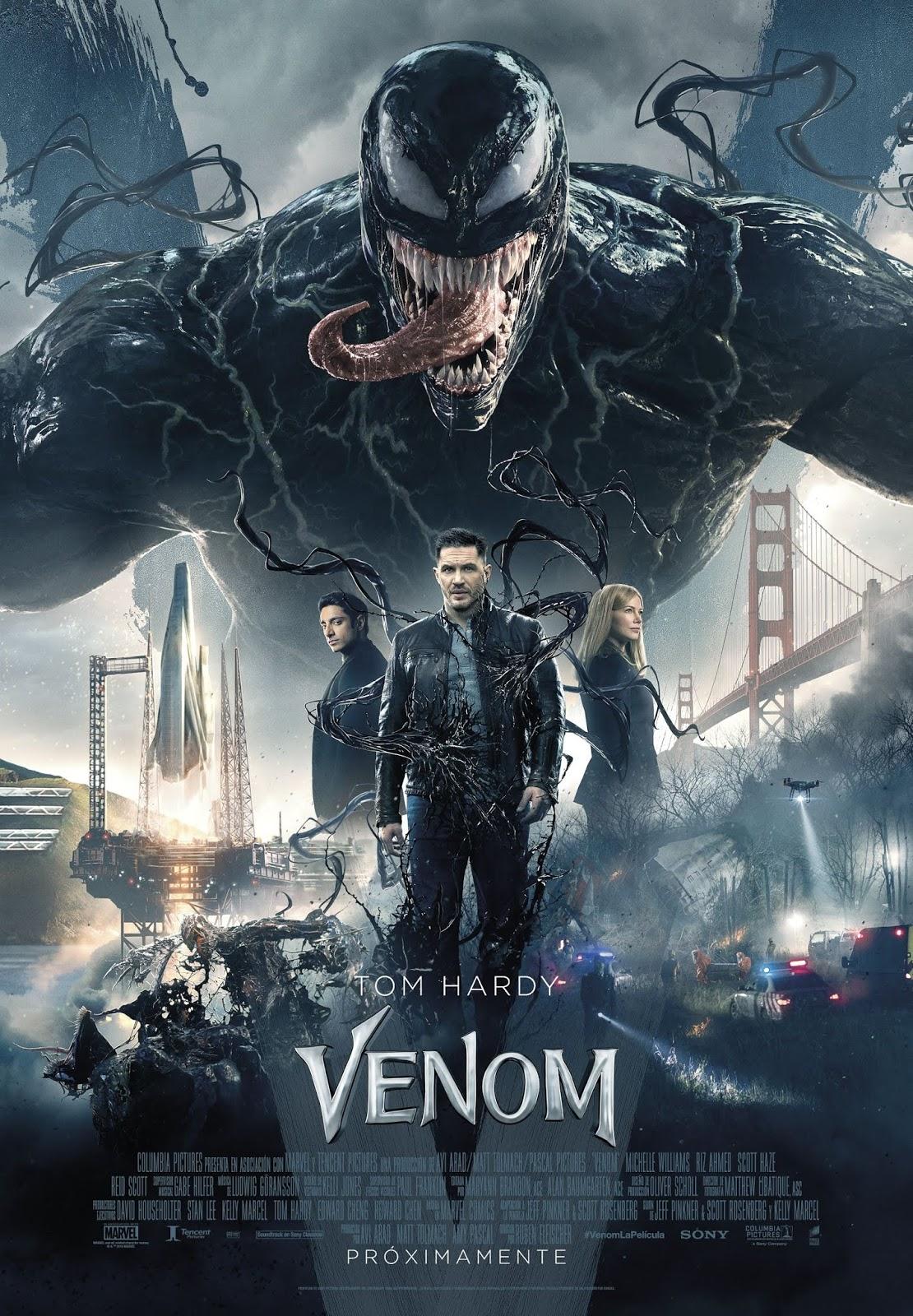 Venom [Español Latino][HD][MEGA]