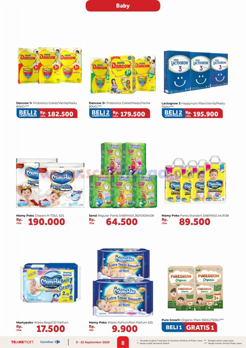 Katalog Promo Carrefour 9 - 22 September 2020 8
