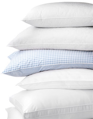 Feel Healthier Bodymind Finding The Right Pillow For
