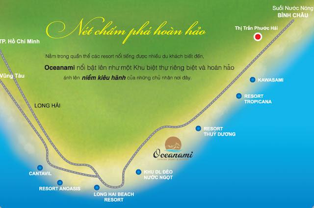 biệt thự oceanami, biệt thự oceanami long hải, biệt thự nghỉ dưỡng oceanami, oceanami