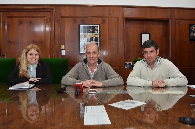 Pablo Zurro lanzó el séptimo Círculo Cerrado de Viviendas en Pehuajó