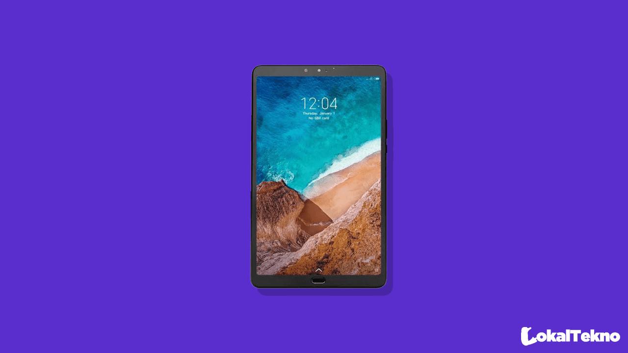 Xiaomi Mi Pad 4 : Layar 8 Inci, Performa Tinggi