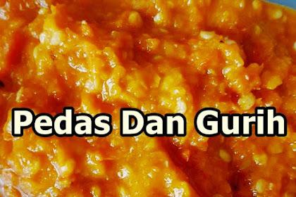 Resep Sambal Bakso Kuah Kental Spesial Kuliner Jawa Tengah