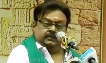 DMDK-PWF-TMC conference at Trichy. Loss of revenue due to prohibition