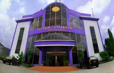 Universitas AMIKOM Yogyakarta – Daftar Fakultas dan Program Studi