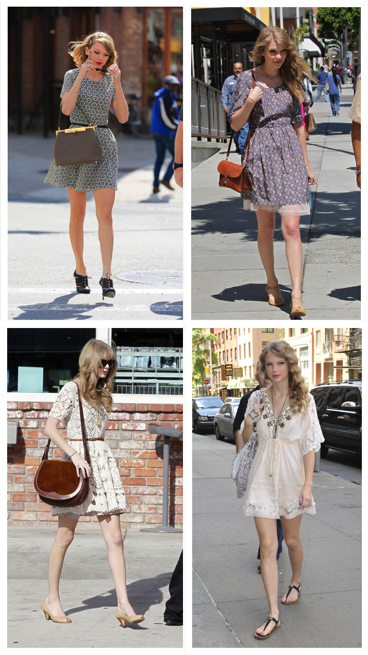 Taylor Swift Shoe Size