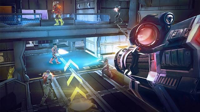8 Game FPS Offline Terbaik Untuk Android