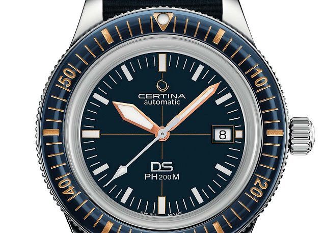 Certina DS PH200M Blue C036.407.18.040.00