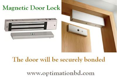 Magnetic-Door