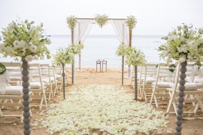 Wedding villa bali