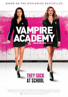 Academia de vampiros<br><span class='font12 dBlock'><i>(Vampire Academy)</i></span>