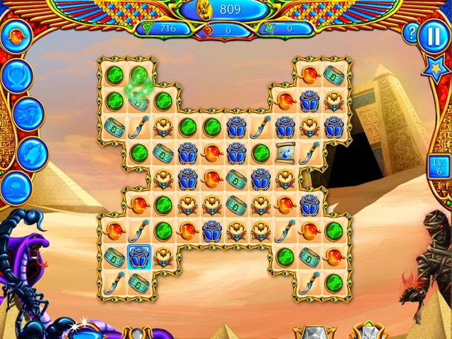 Legend Of Egypt Jewels Of The Gods Free Download Game Amp Apk