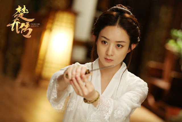 Princess Agents Zanilia Zhao Li Ying