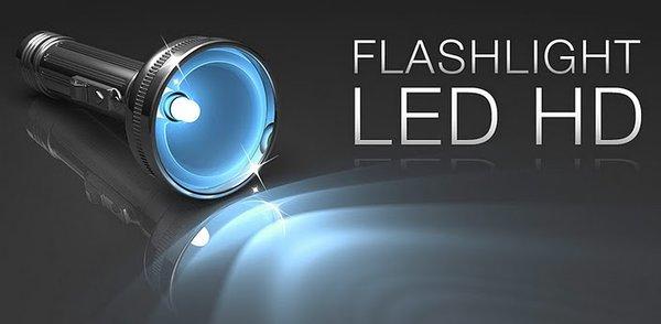 FlashLight HD LED Pro 2.01.16 Apk - Đèn Pin cho điện thoại