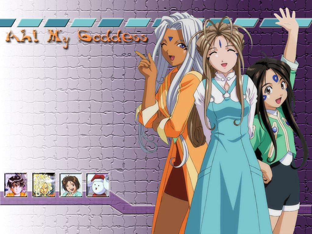 Anime Wallpaper Com Hd Walpaper Ah My Goddess Anime Wallpaper