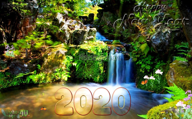 New year 2020 Beautiful Nature Photos Download Free