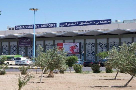 تمهيداُ لعودتها..شركات طيران خليجية تطلع على واقع مطار دمشق الدولي.