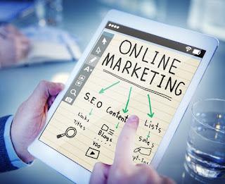 مثلث التسويق الإلكتروني