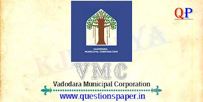 Vadodara Municipal Corporation (VMC) Female Health Worker (FHW) Question Paper (28-03-2021)