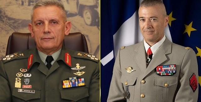 Στα στρατιωτικά επιτελεία περνάει η συμφωνία Ελλάδας-Γαλλίας: Επίσκεψη Α/ΓΕΕΘΑ στο Παρίσι