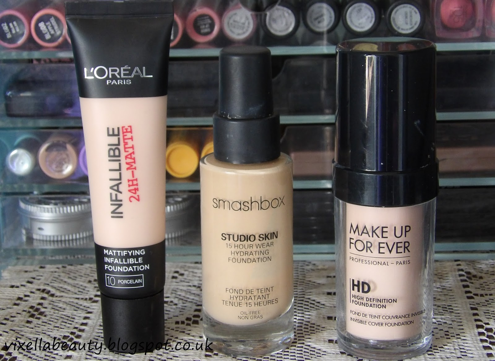 HOLY GRAIL FOUNDATIONS