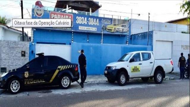 Oitava fase da Operação Calvário mira TCE e Lotep; radialista é preso em JP