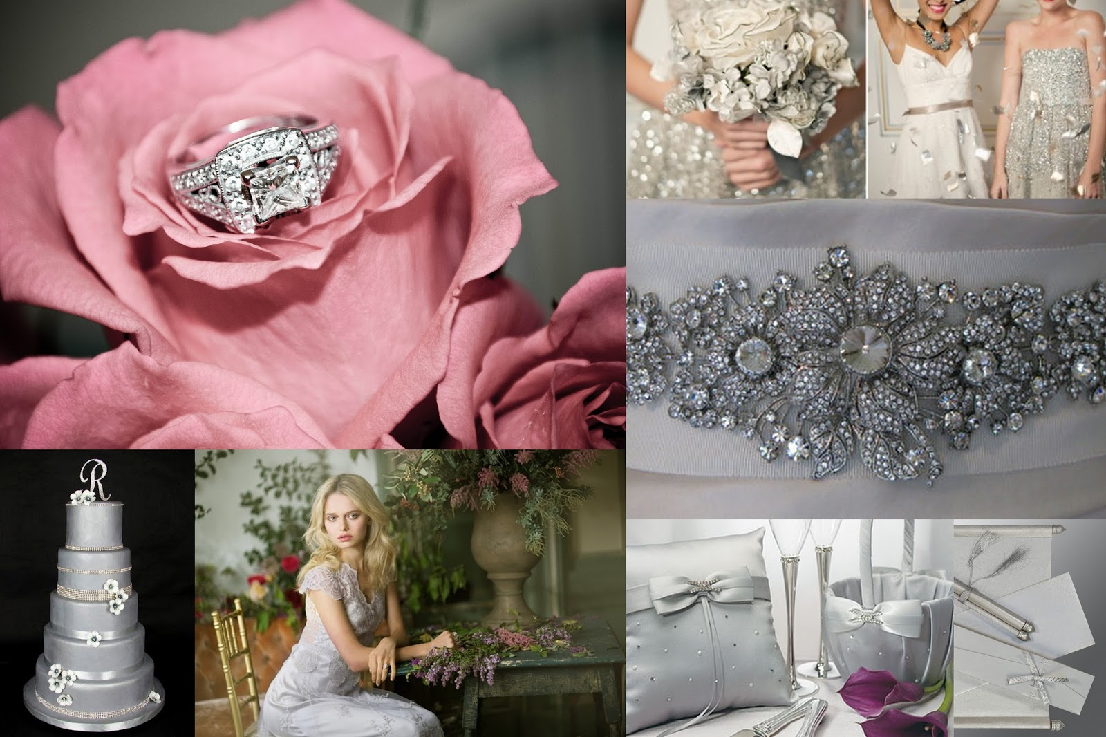 Things Which are Important in a Wedding: \'Platinum Theme wedding ...