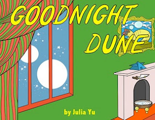 The Comic Chronicle: Tuesday Tangents: Goodnight Dune