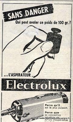 Pub Electrolux 1960