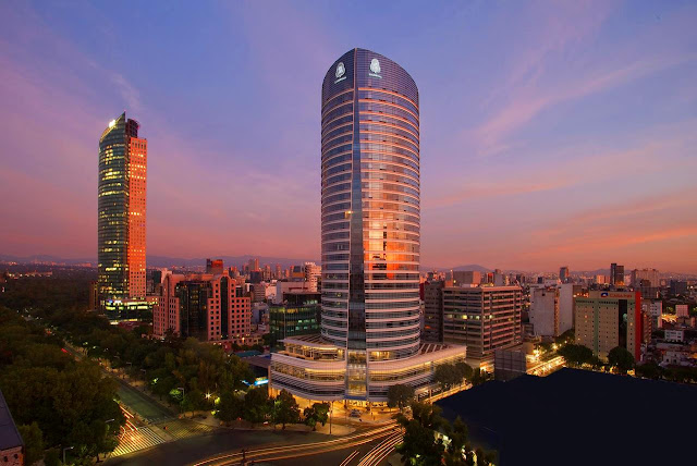 The St. Regis Mexico City, the city´s finest address overlooks the historic Paseo de la Reforma from the extraordinary 31-story Torre Libertad.