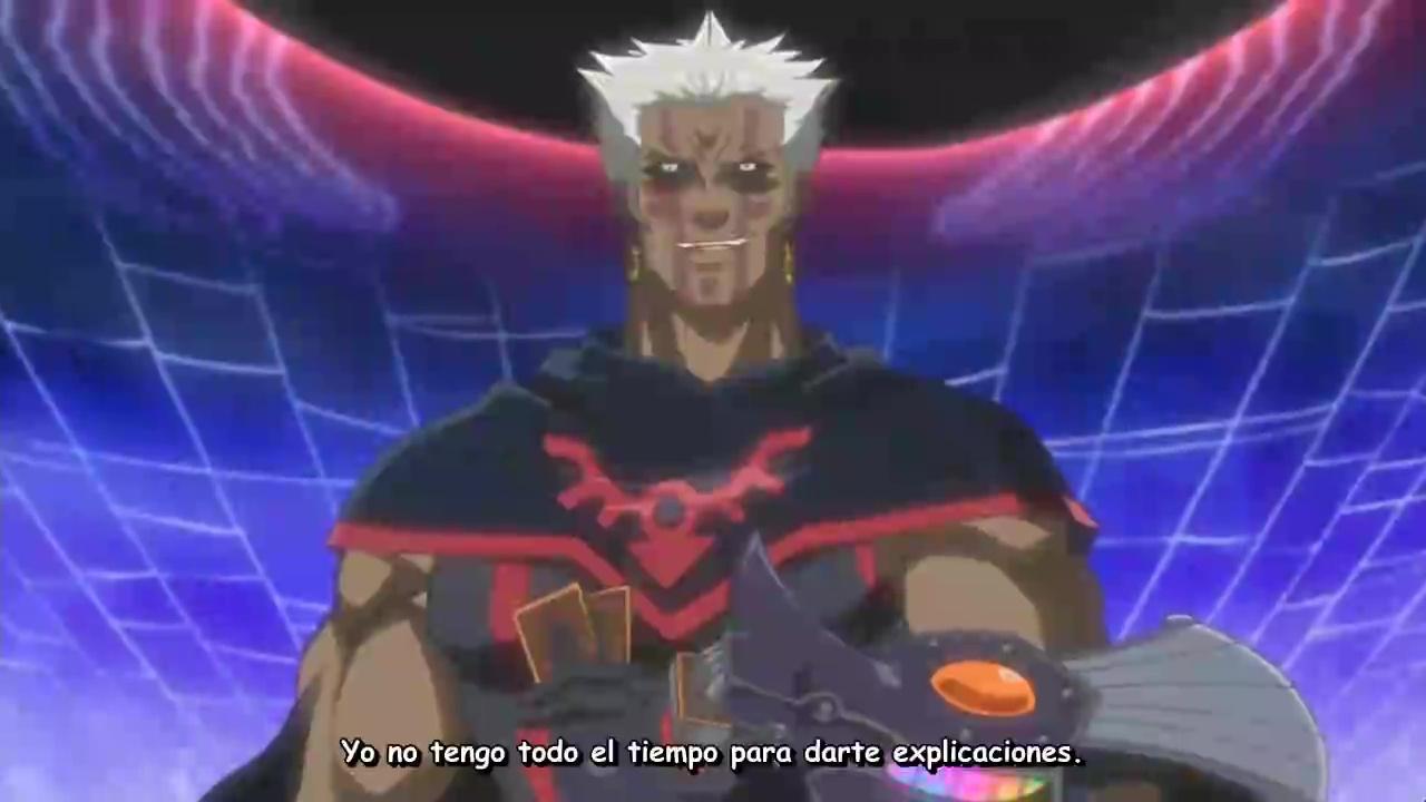 Ver Yu-Gi-Oh! 5Ds Portadores Oscuros - Capítulo 46