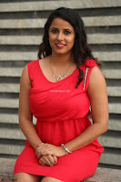Shravya Reddy in Short Tight Red Dress Spicy Pics ~  Exclusive Pics 104.JPG