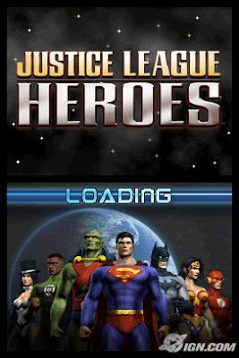Download Justice League Heroes DS ROM