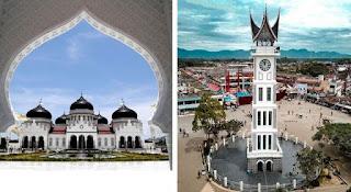 Salam Hormat buat Rakyat Aceh dan Sumatera Barat