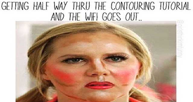 dfg 29 funny makeup memes you will love
