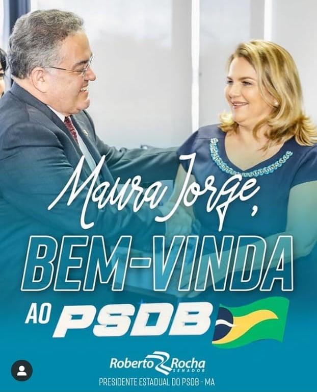 MAURA JORGE, VAI CONCORRER AS ELEIÇÕES MUNICIPAIS EM LAGO DA PEDRA PELO PSDB.