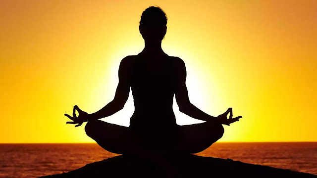 Meditate With Yoga