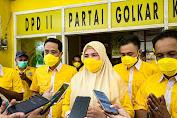 Suhartina Bohari Jadi Kandidat Terkuat Narkodai Golkar Maros