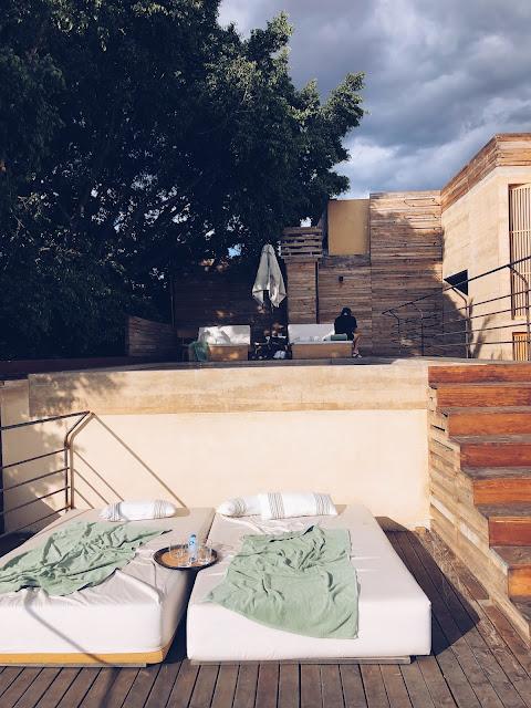 Escondido Oaxaca Mexico Hotel