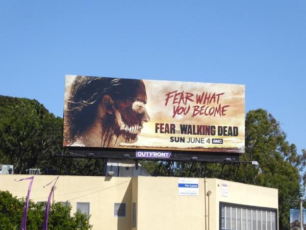 Fear Walking Dead season 3 billboard