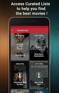 CineTrak Your Movie, Series Info Diary v7.23 Premium Paid APK Is Here !