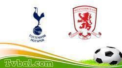 Tottenham vs Middlesbrough