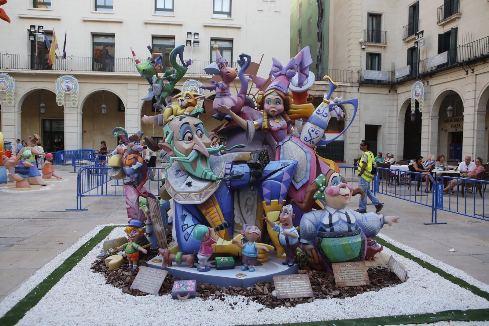 ¿Qué hacer en las Hogueras 2019 de Alicante? Compartimos el programa de actos