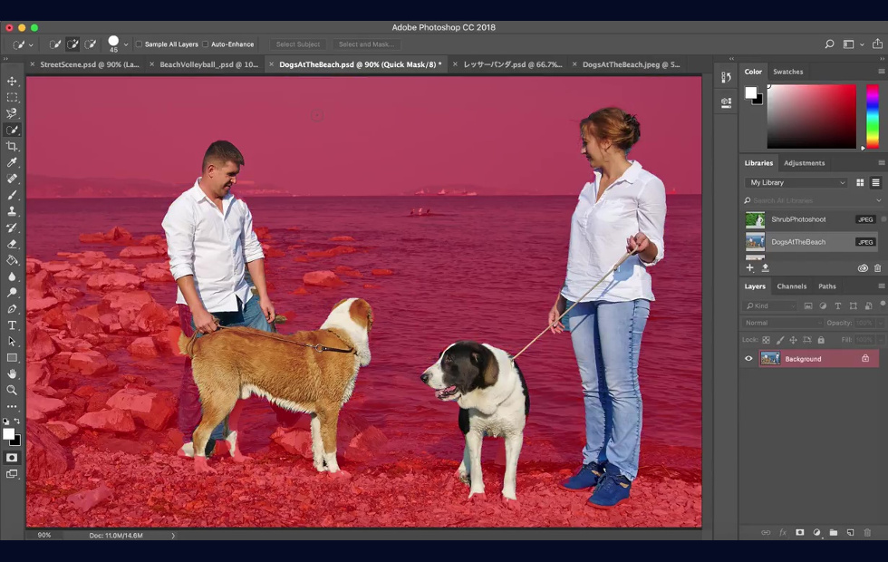 Abobe is building an AI tools that will instantly pick out subjects from background in Photoshop