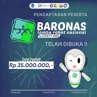 BARONAS 2020 - Institut Teknologi Sepuluh Nopember Surabaya