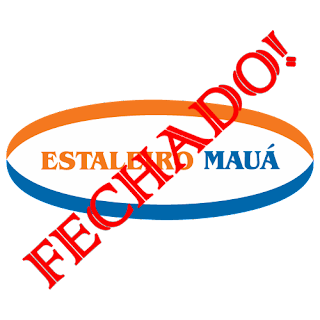 logotipo Mauá fechado