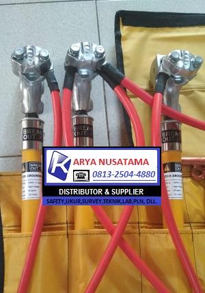 Break Out 150Kv Stick Ground Kabel PLN